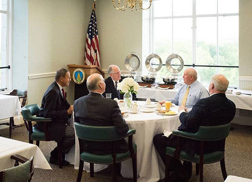 Secretary Perdue hosting bipartisan breakfast with House Agriculture Leaders