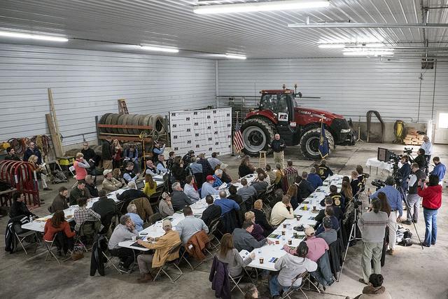 Farm Bill Announcement