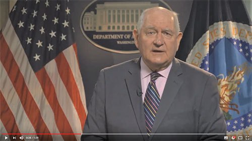 Secretary Perdue Overview of Trade Mitigation Package