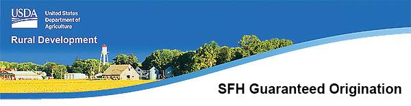 SFH Guaranteed Origination