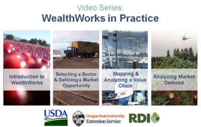 Graphic: Video Series WealthWorks in Practice