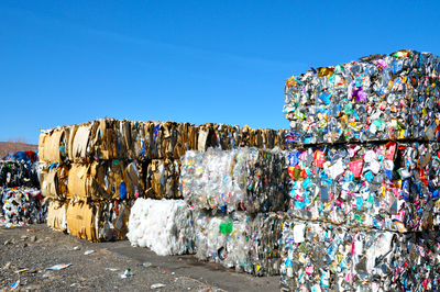 Photo: Rimrock Recycling in Hines, Oregon