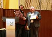 Nicholas Mower, USDA Maintenance Person of the Year