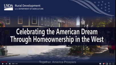 Video: Celebrating the American Dream Through Homeownership in the West