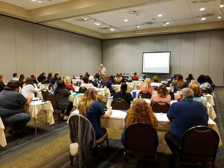 Multi-Family Housing training workshop