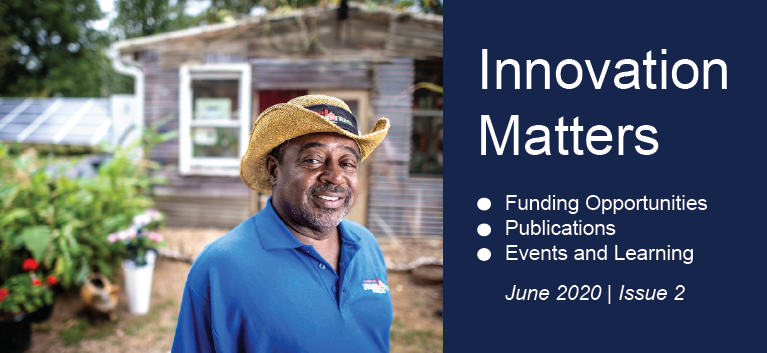 Innovation Matters - June 2020 - Issue 2