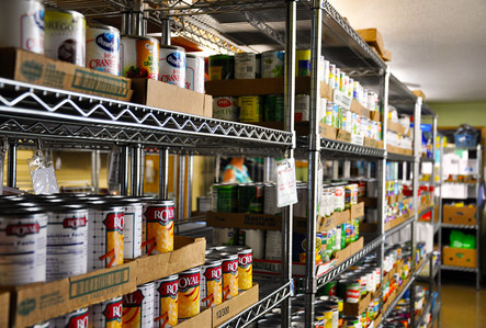 Florence Food Share pantry