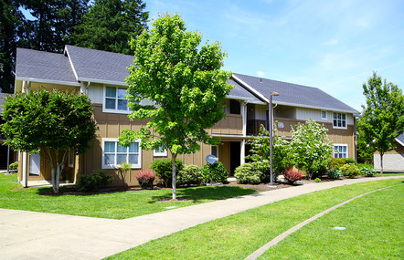 An affordable apartment complex in McMinnville funded by USDA