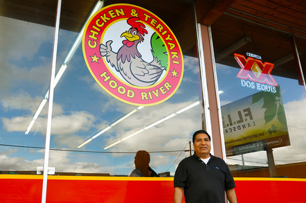 A Latino-owned small business in the Columbia River Gorge that received technical assistance from The Next Door