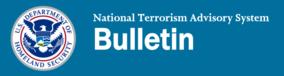 NTAS Bulletin Logo