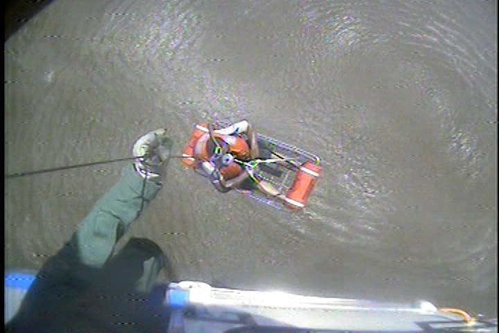 Coast Guard rescues 3 fishermen near St. Simons Island