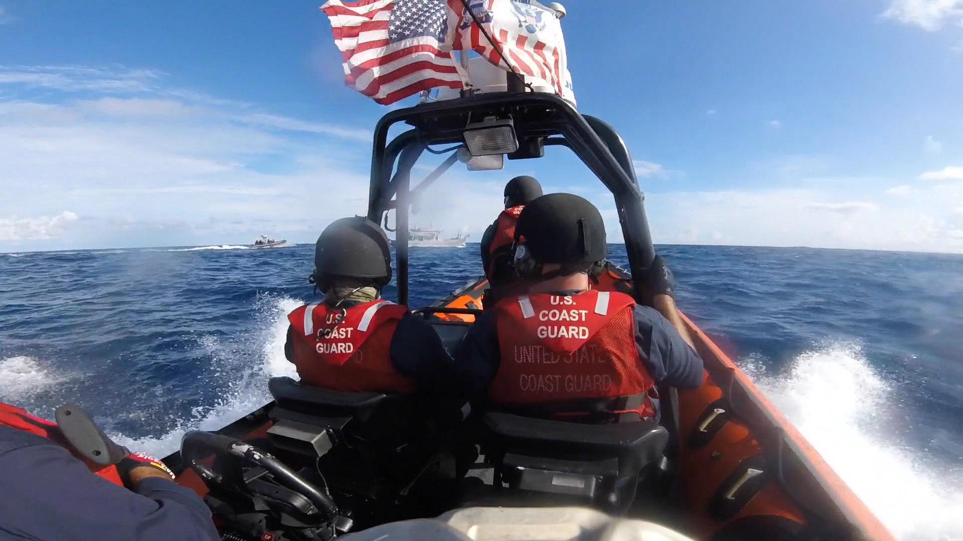 Coast Guard Valiant Video