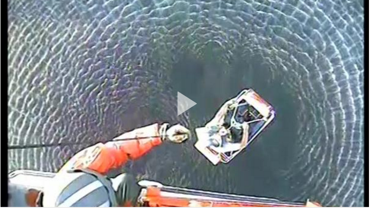Coast Guard rescues man in Oakland Estuary