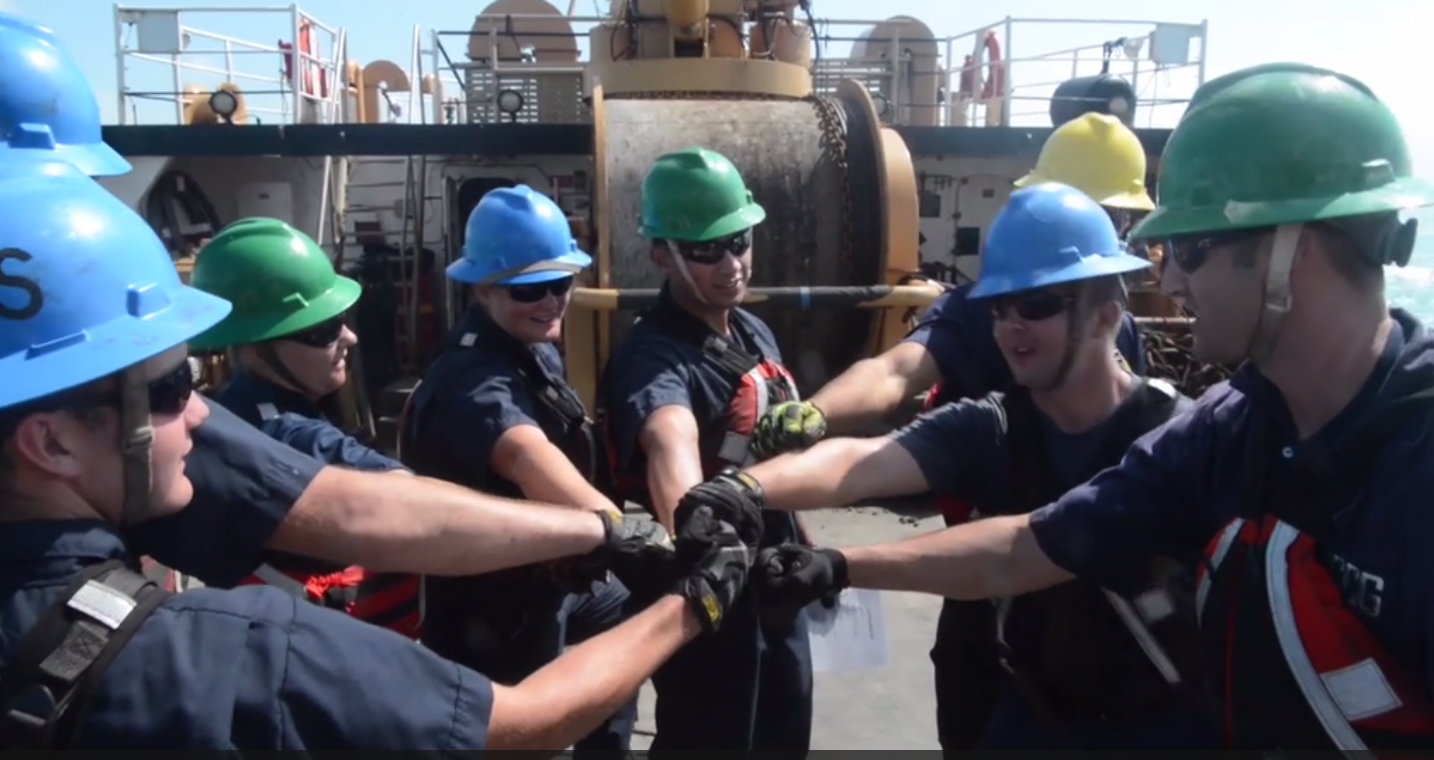 Video Available: Coast Guard Joshua Appleby Crew Members Provide Hurricane Irma Relief