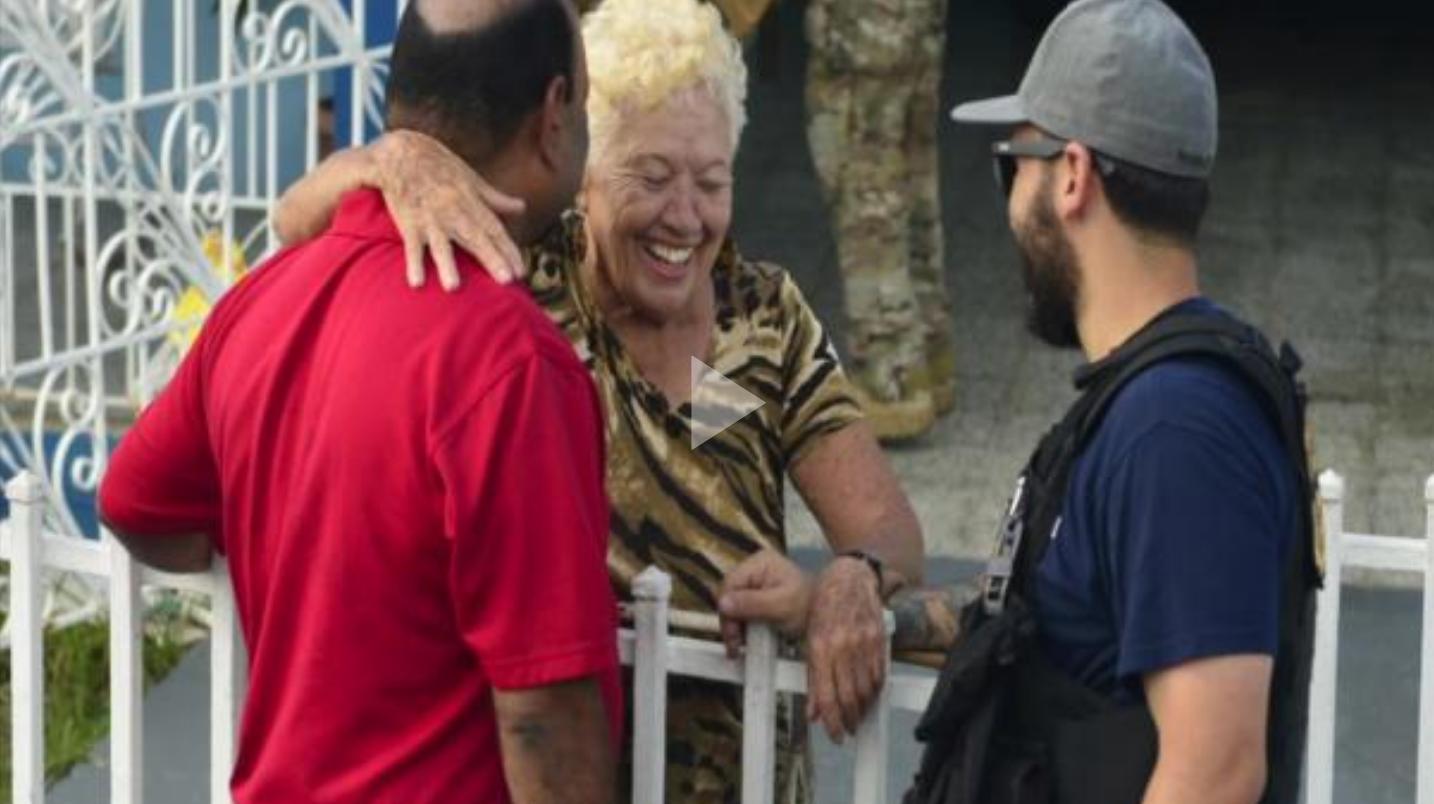 Coast Guard, partners distribute disaster relief supplies in Rio Grande, Puerto Rico