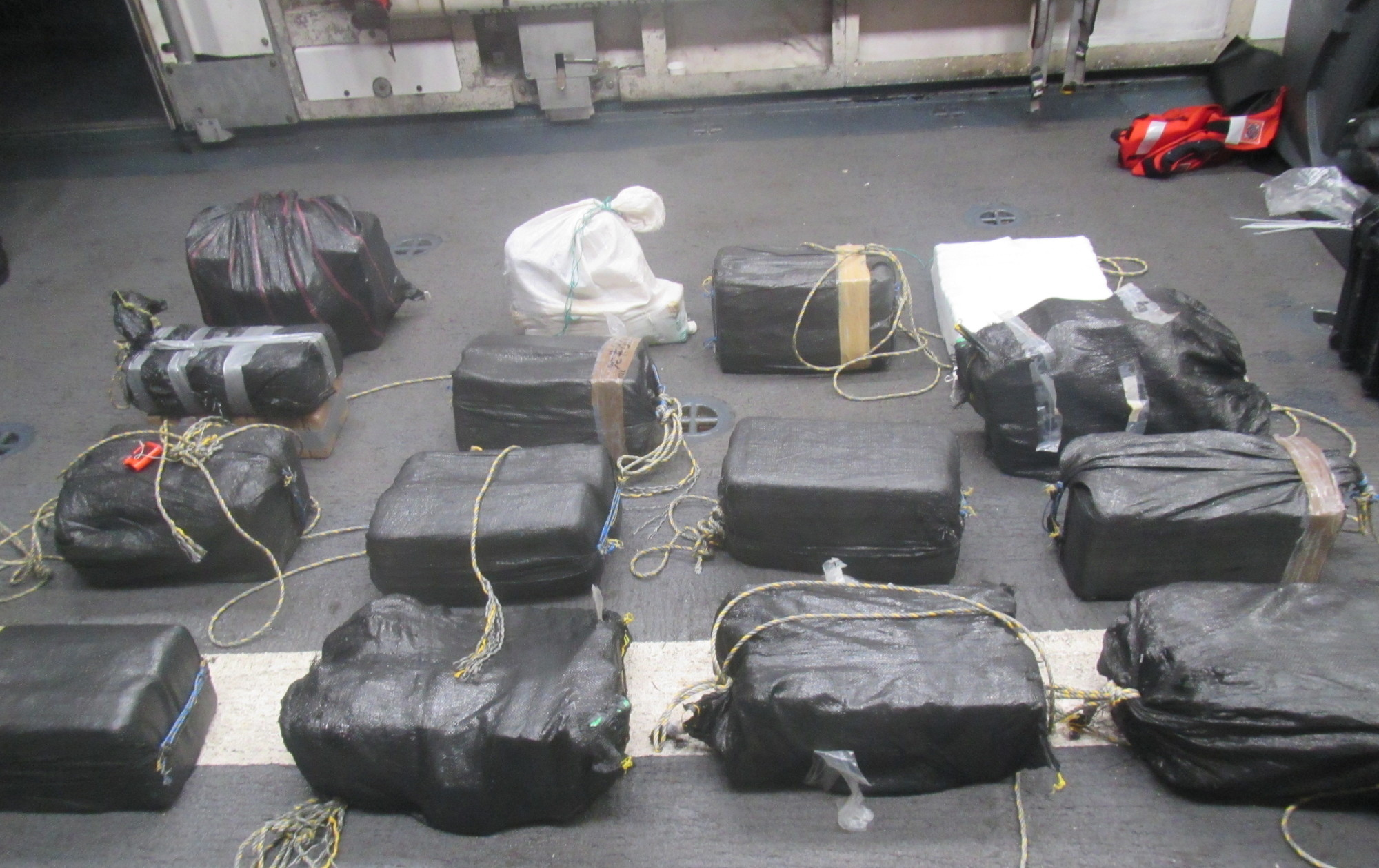 Coast Guard to offload approximately 10 tons of cocaine in Port Everglades