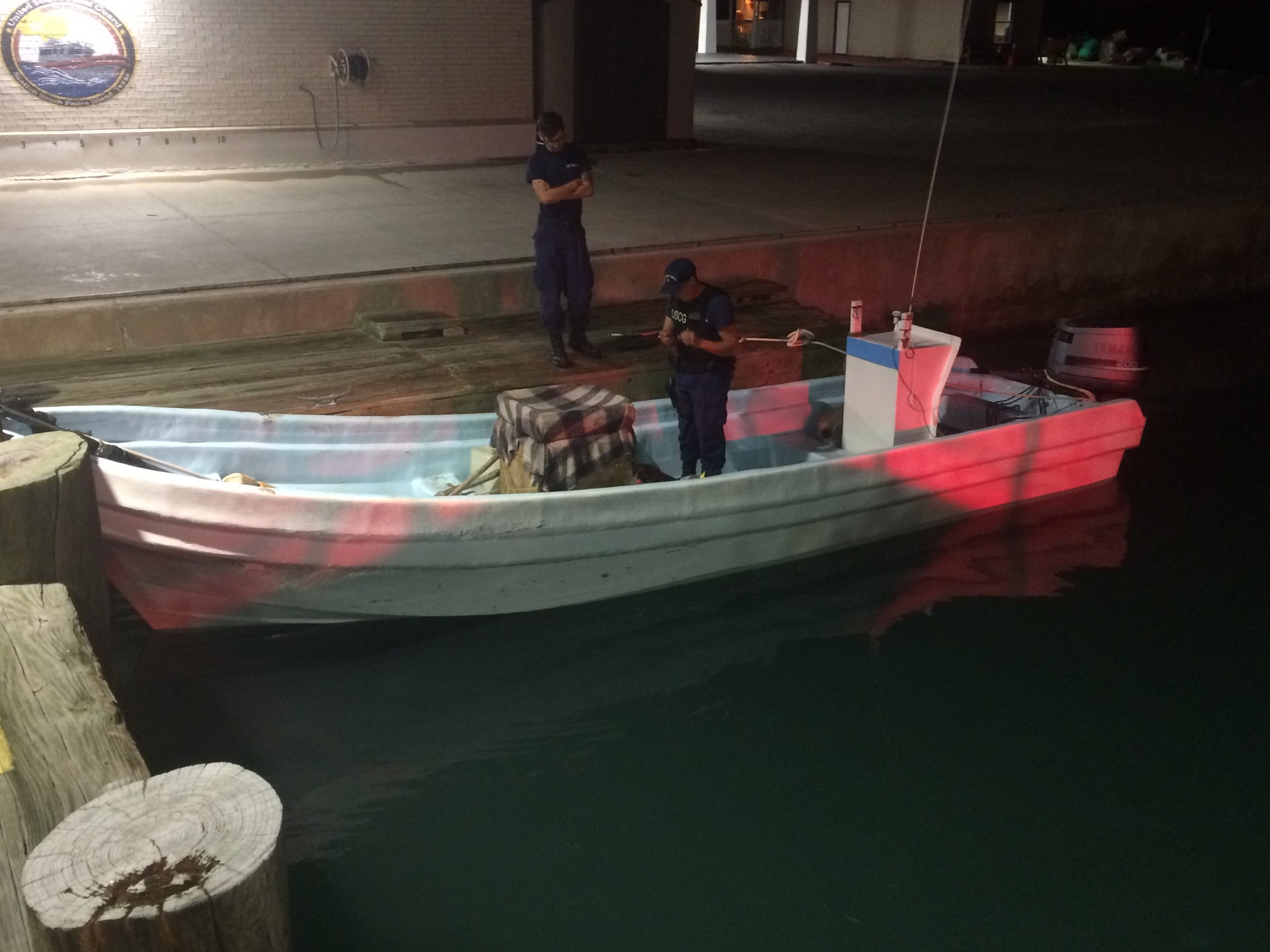 Coast Guard interdicts lancha crew illegally fishing in US