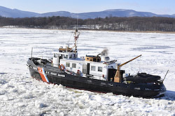 Coast Guard Ice Breaking