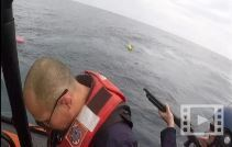 VIDEO: Coast Guard Cutter Steadfast intercepts suspected drug smuggling vessel