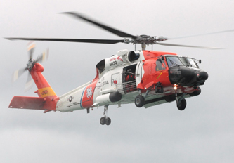 Coast Guard MH-60 Jayhawk helicopter