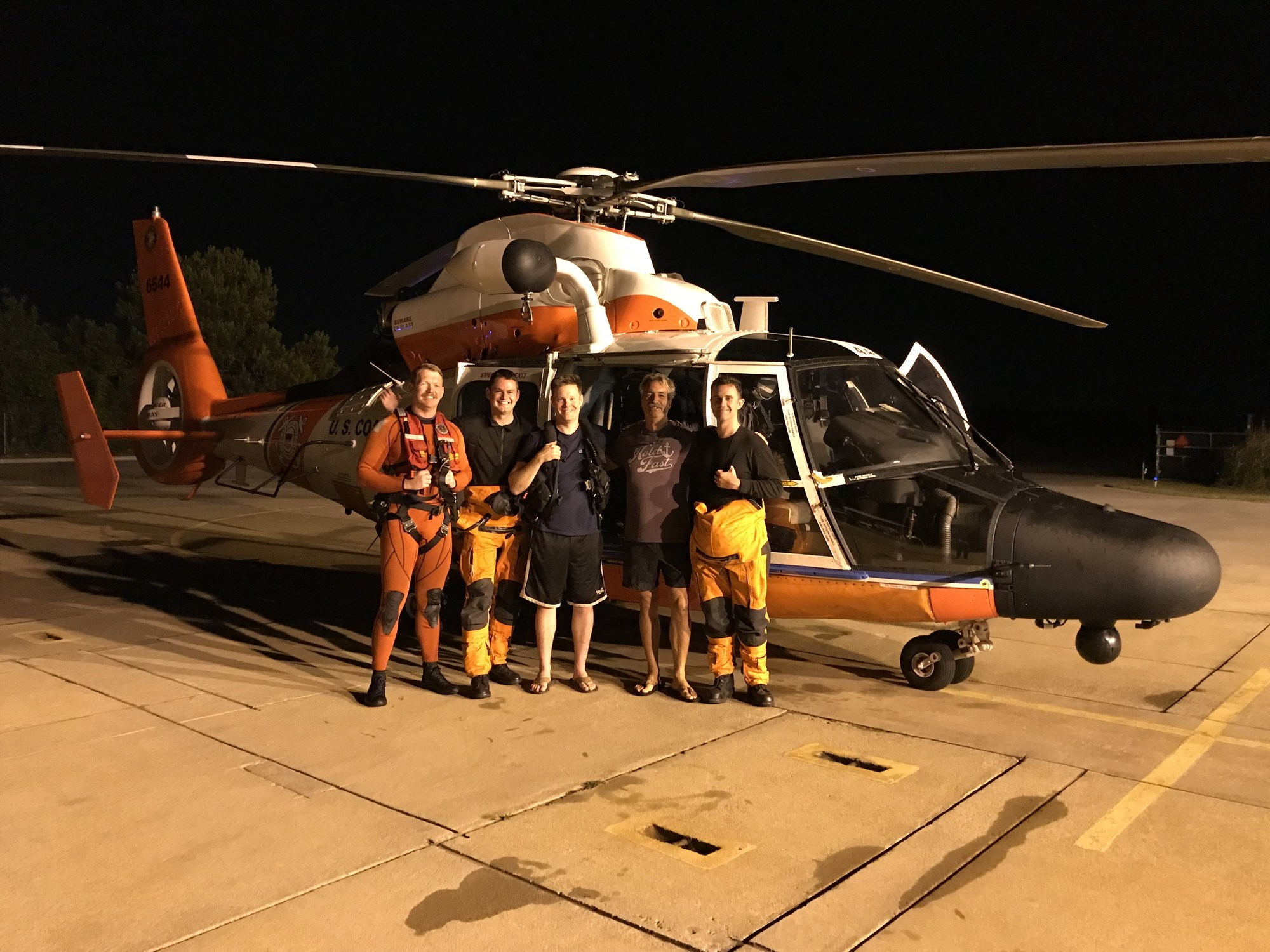Charleston Rescue