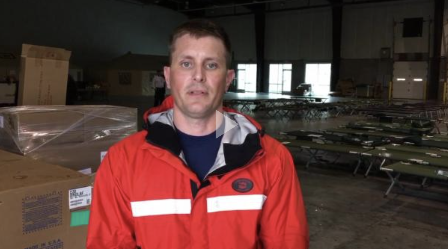 Coast Guard discusses shallow-water response boat staging in North Carolina