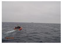 Coast Guard Cutter Dependable patrol