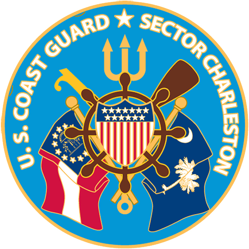 Coast Guard Sector Charleston Seal