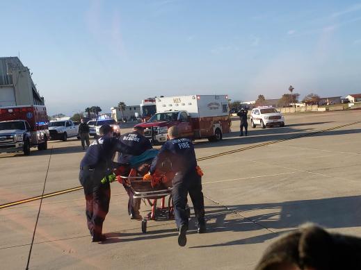 Coast Guard medevacs crewmember 46 miles offshore Matagorda, Texas