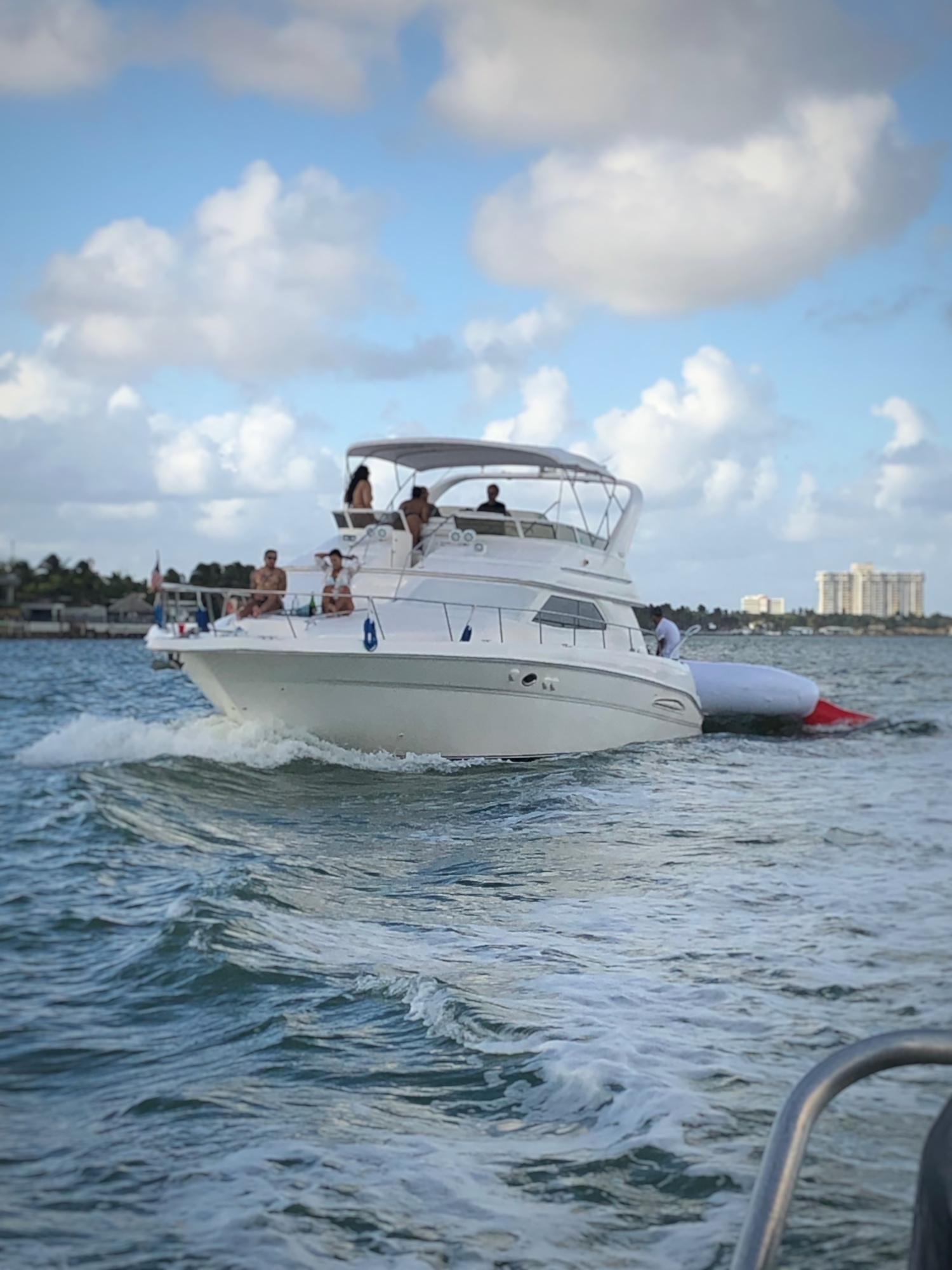 Coast Guard halts illegal charter operation in Biscayne Bay