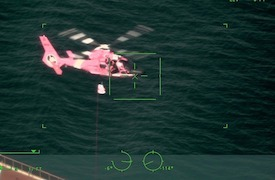 Coast Guard medevacs man from cruise ship off Atlantic City, NJ