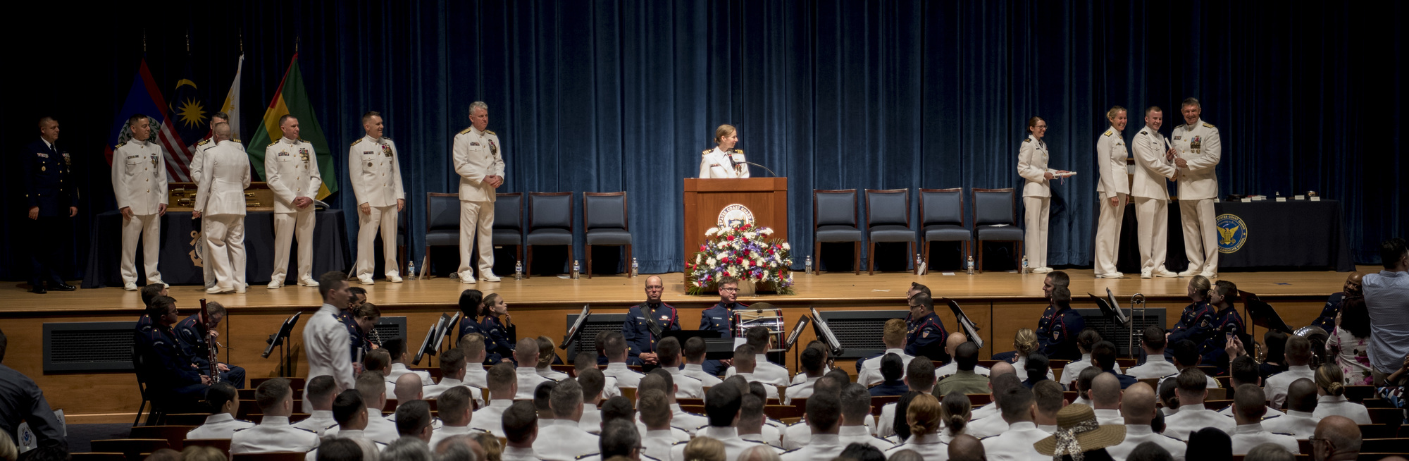 Officer Candidate School graduates 78 new officers