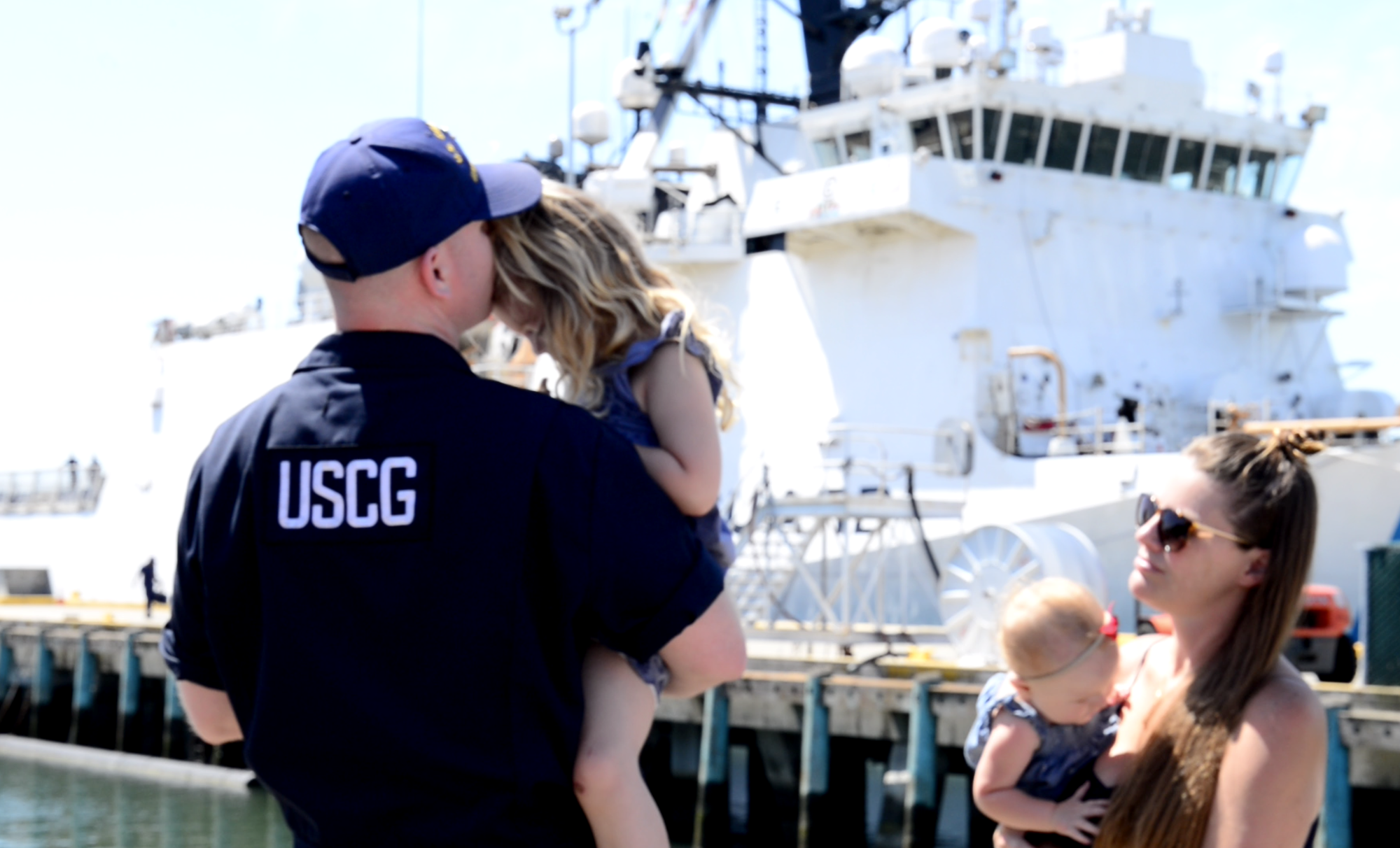 Multimedia Release: Alameda-based Coast Guard cutters depart for Eastern and Western Pacific patrols