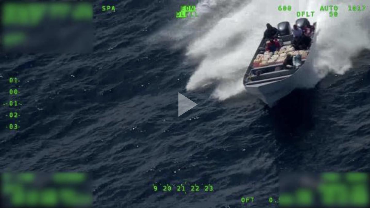 Oregon-based Coast Guard cutter returns home after $311 million cocaine seizure