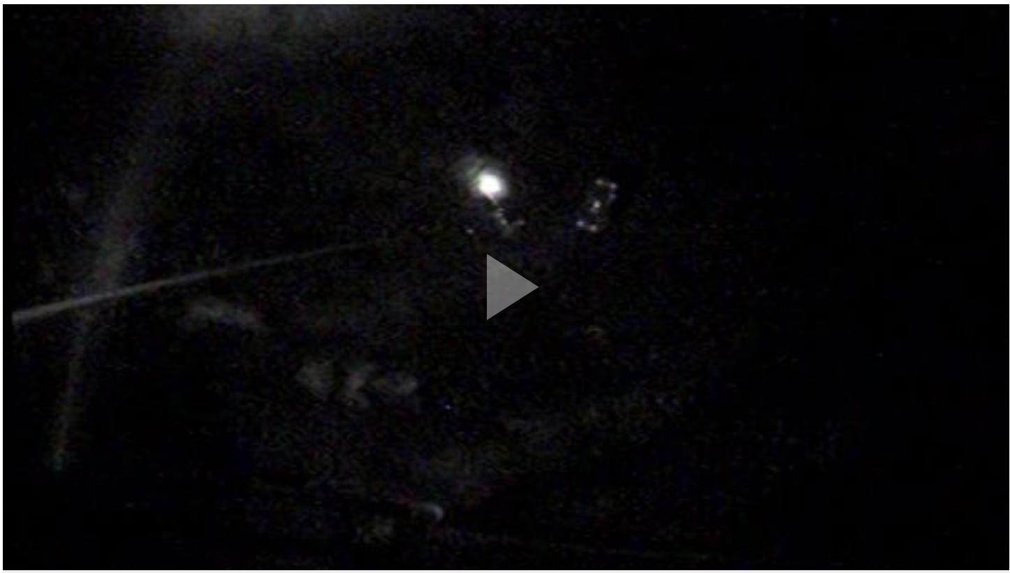 Hoist video of stranded hiker in La Push, Wash.
