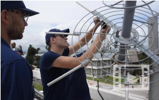Coast Guard Sector San Juan prepares for Tropical Storm Dorian