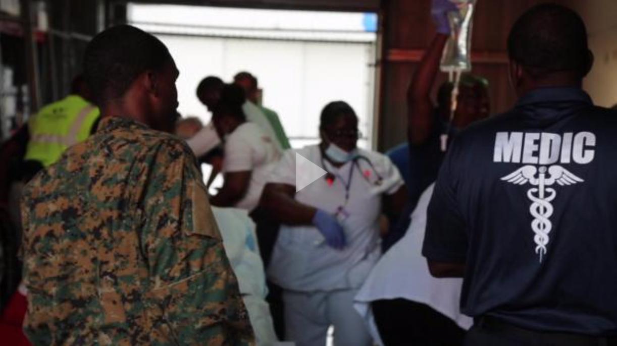Coast Guard responds to Hurricane Dorian in the Bahamas