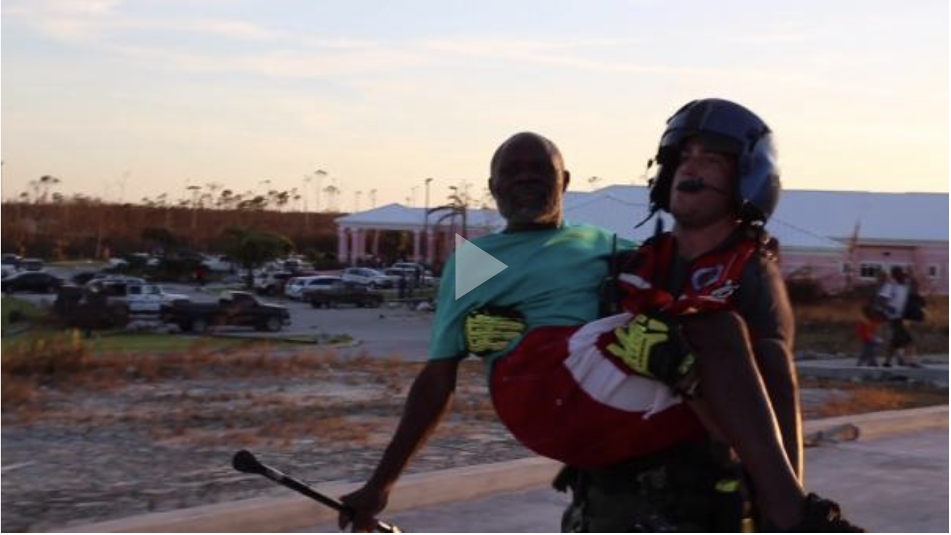 Update 8: Coast Guard continues response efforts in Bahamas due to Hurricane Dorian