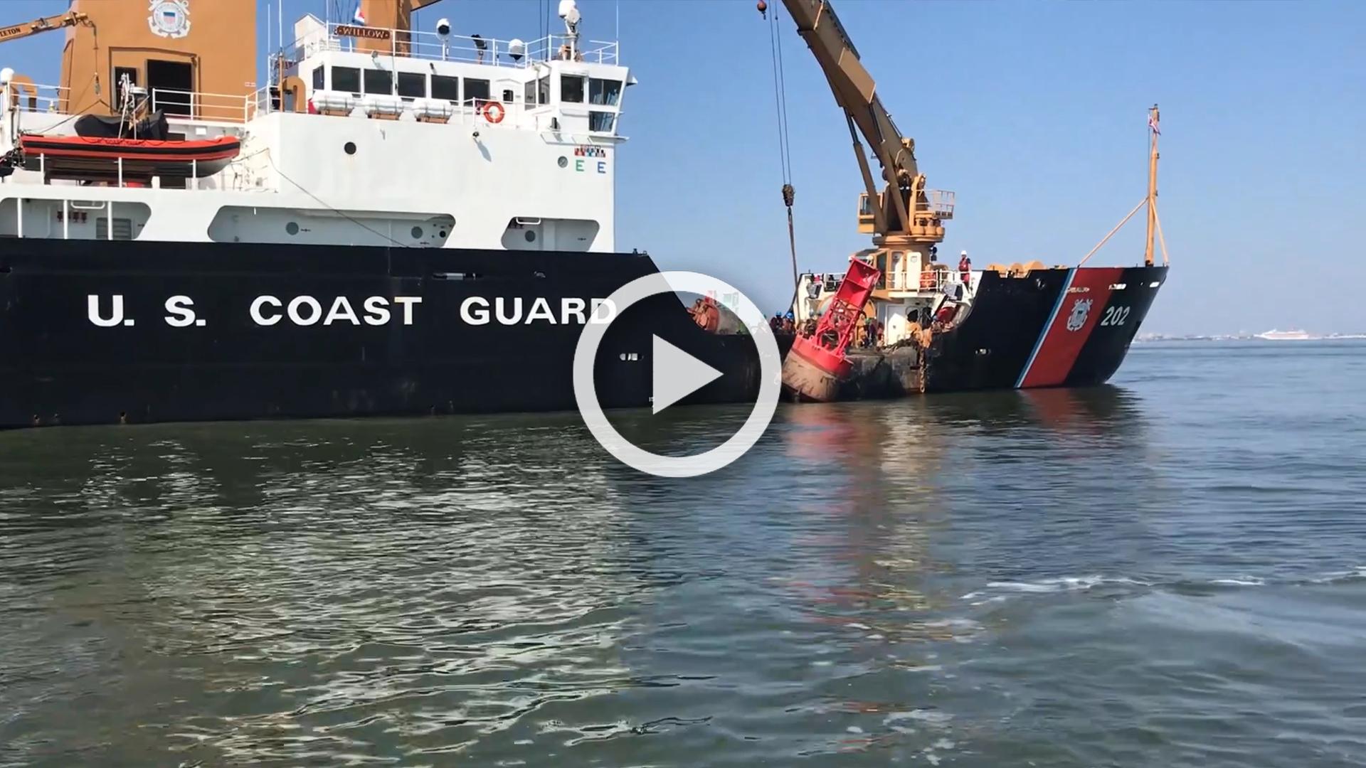 Charleston Aids to Navigation Operations