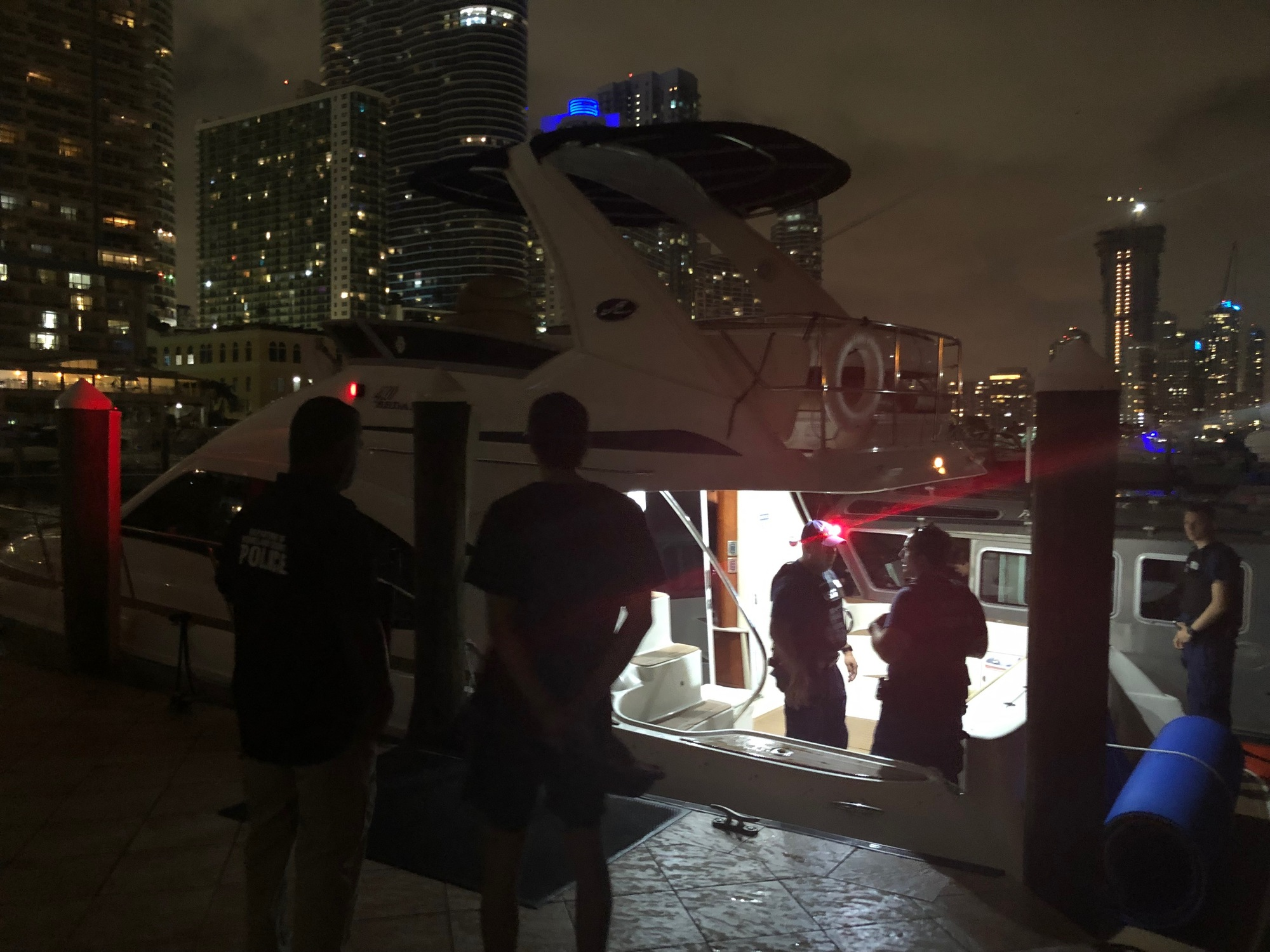 Coast Guard arrests illegal charter operator in Miami
