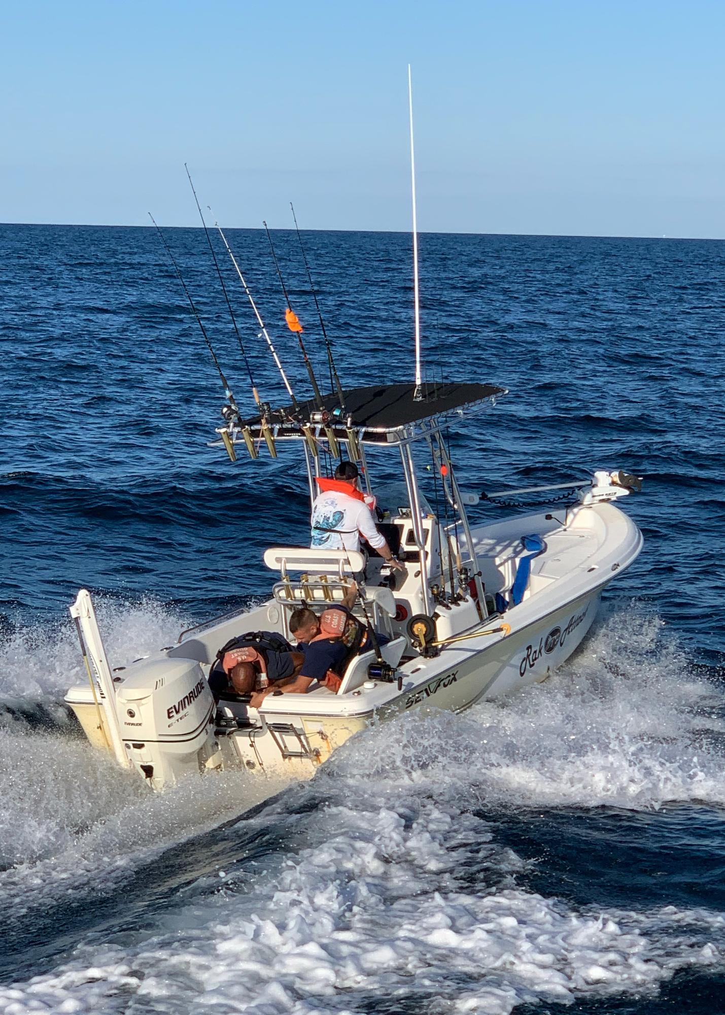 Coast Guard assists three near Clearwater, Florida