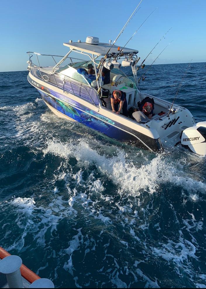 Coast Guard medevacs man to Tierra Verde, Florida