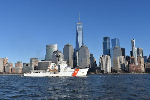 Coast Guard Cutter Dependable returns home after Northeast and Mid-Atlantic patrol