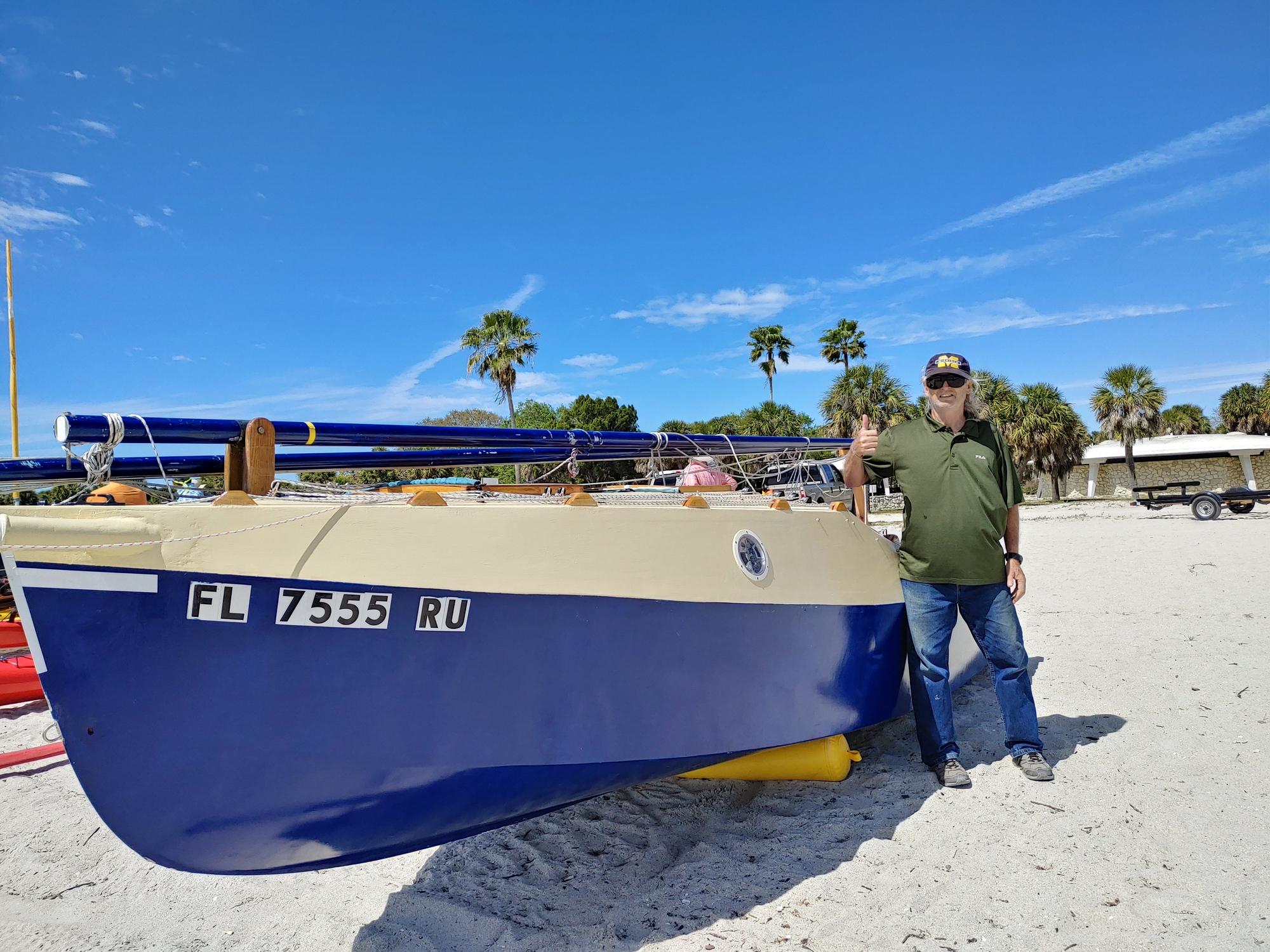 Missing Everglades Challenge boater