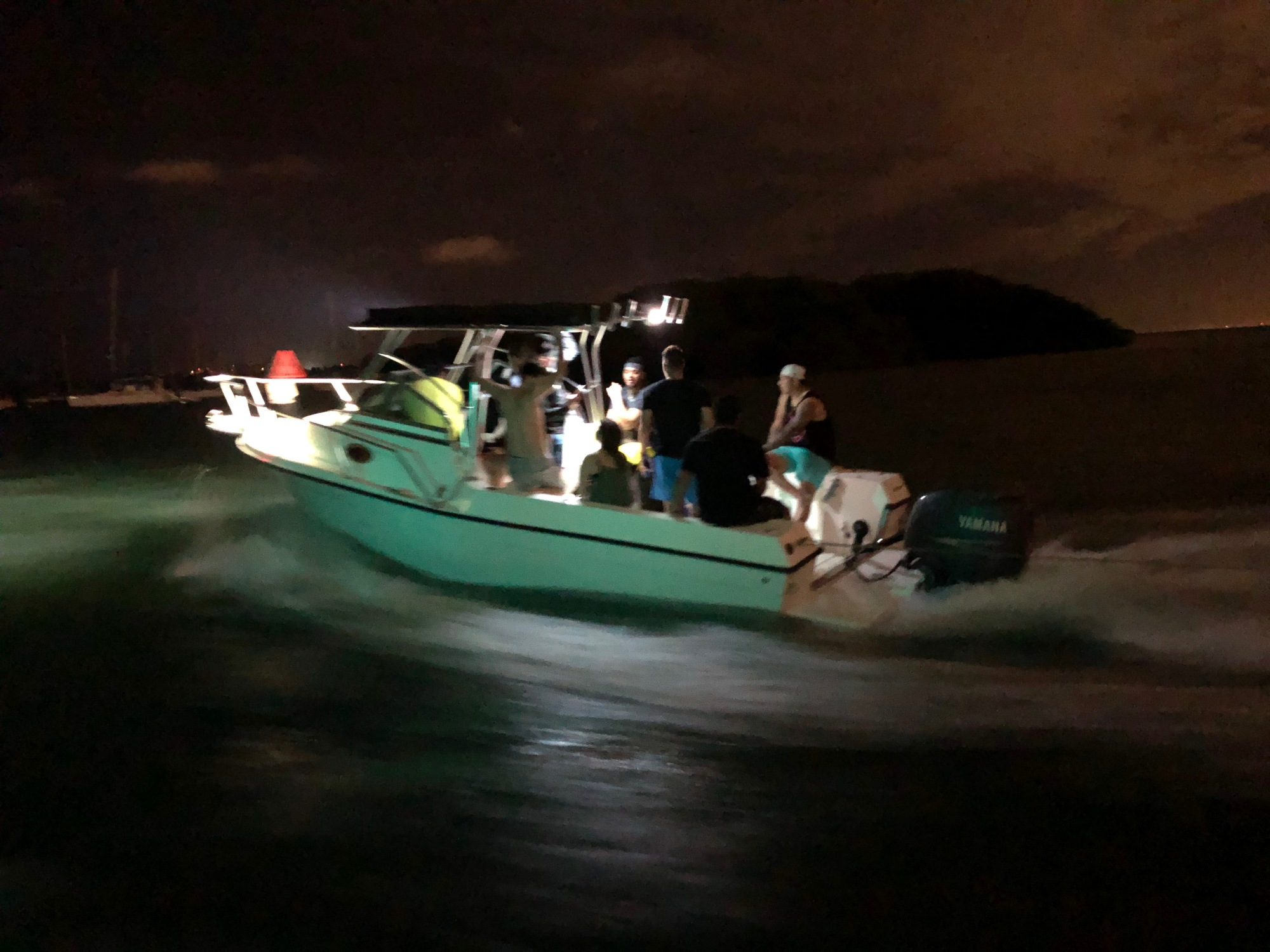Coast Guard halts illegal charter in Rickenbacker Causeway
