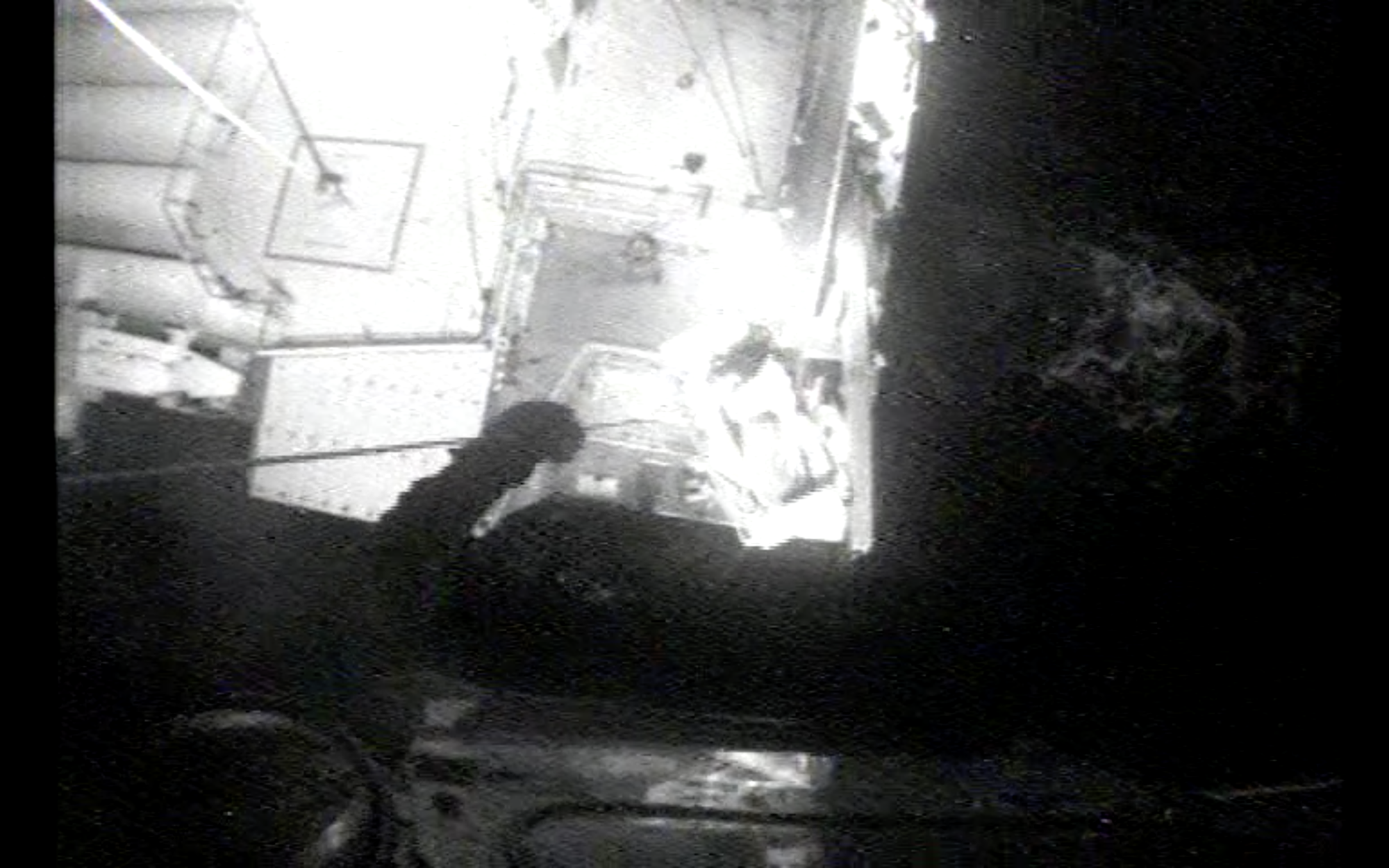 Video Available: Coast Guard medevaced man off bulk carrier in Gulf of Mexico