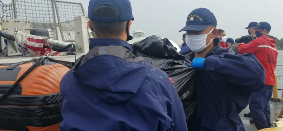 Coast Guard Cutter Legare offloads approximately 5,000 lbs. in cocaine, marijuana