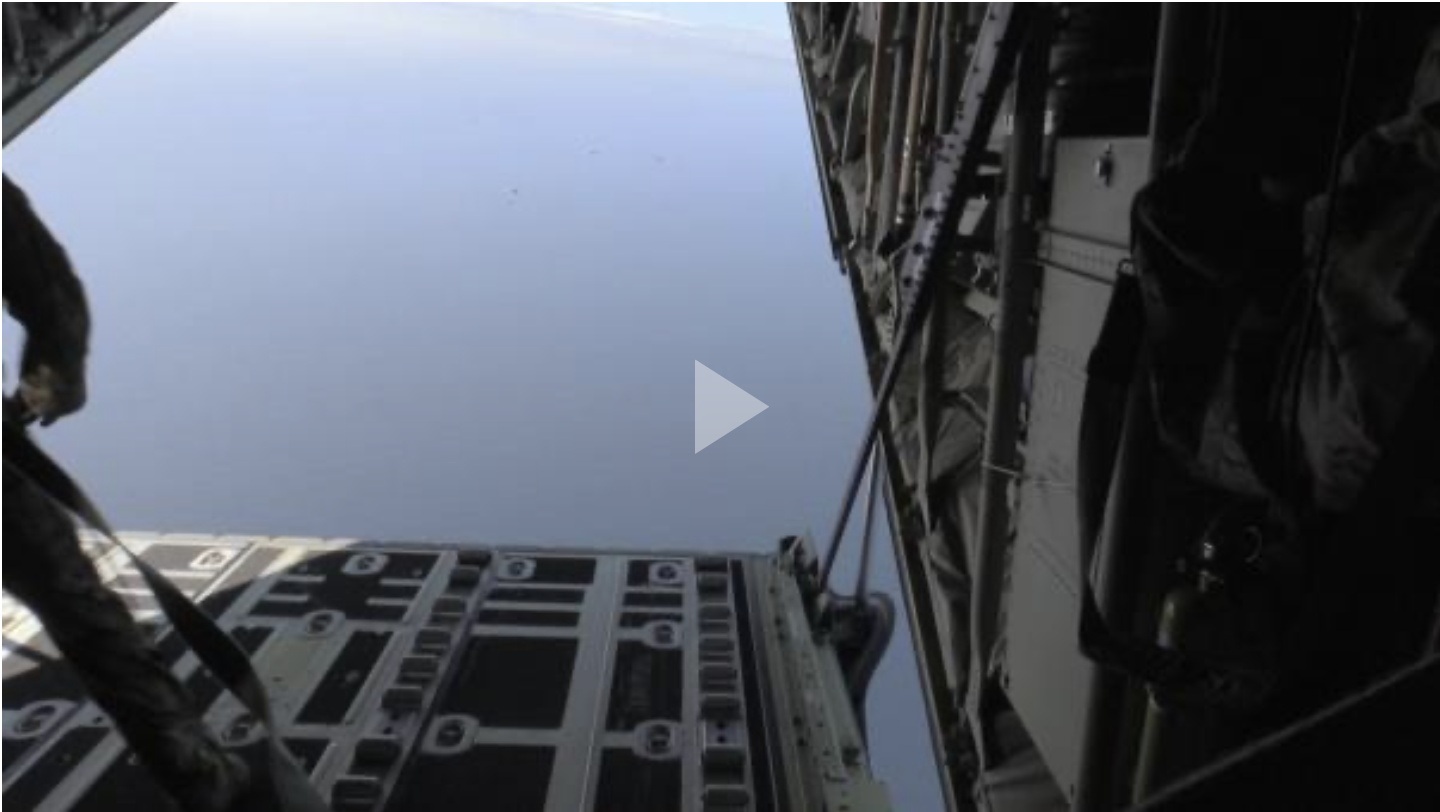 Coast Guard, Air National Guard conduct long-range joint rescue mission