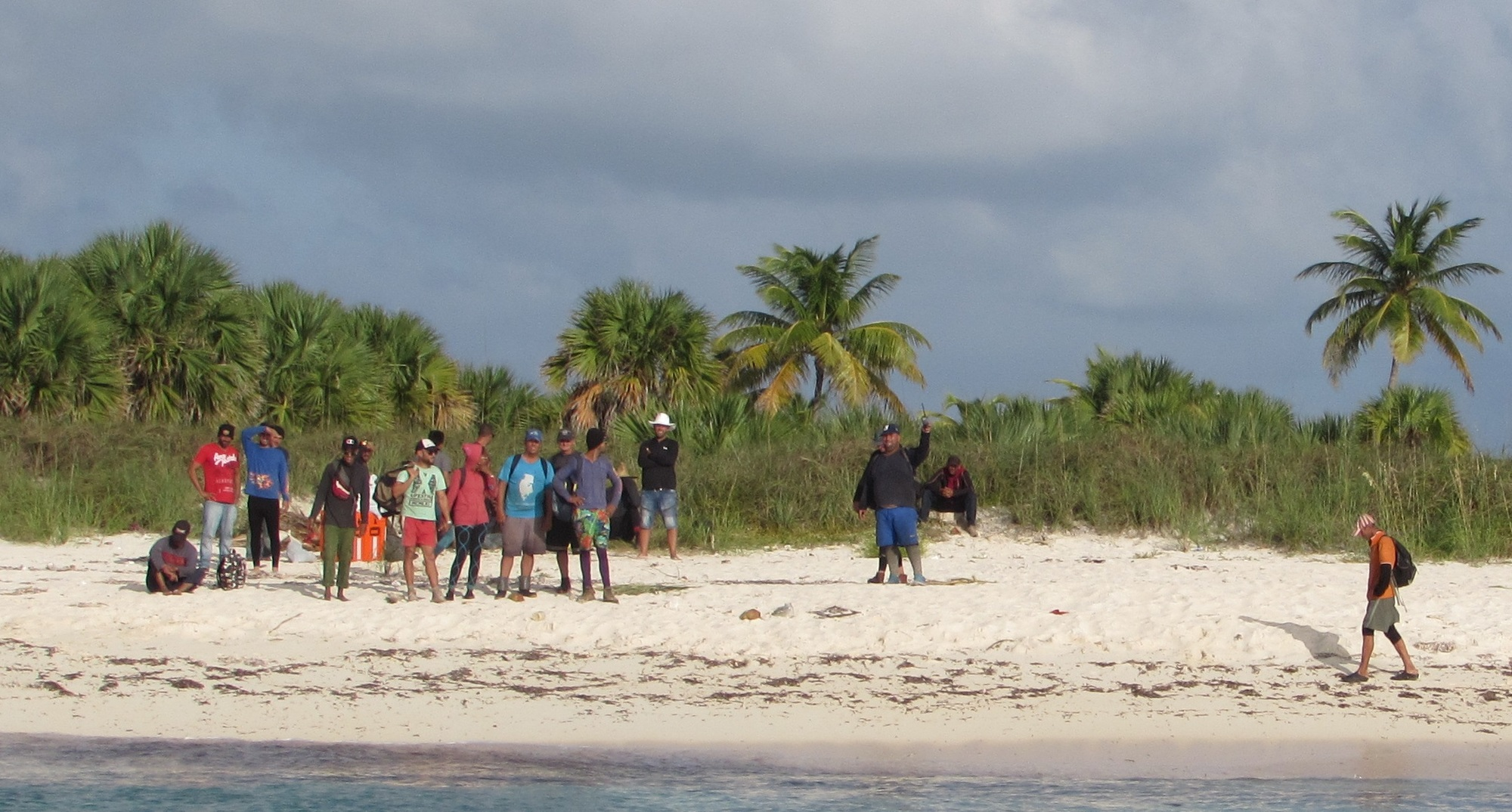 Coast Guard interdicts 22 illegal Cuban migrants at Cay Sal Bank