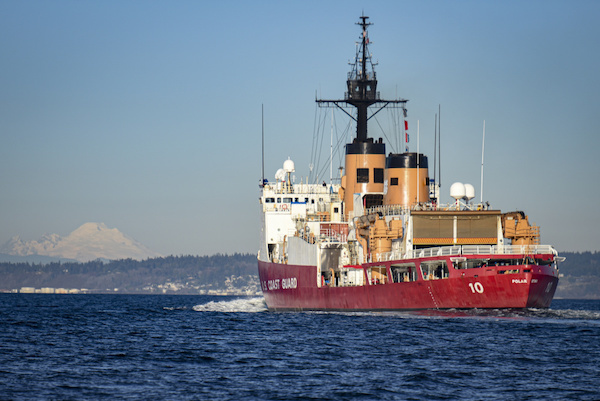 Polar Star departs Seattle 1